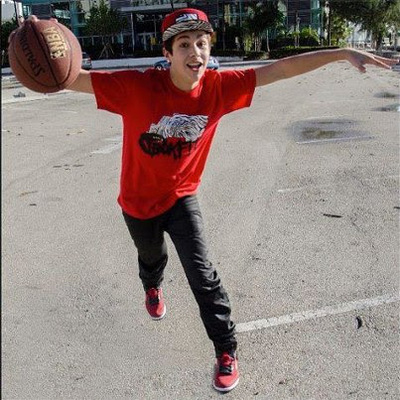 Austin Mahone When He Was 11